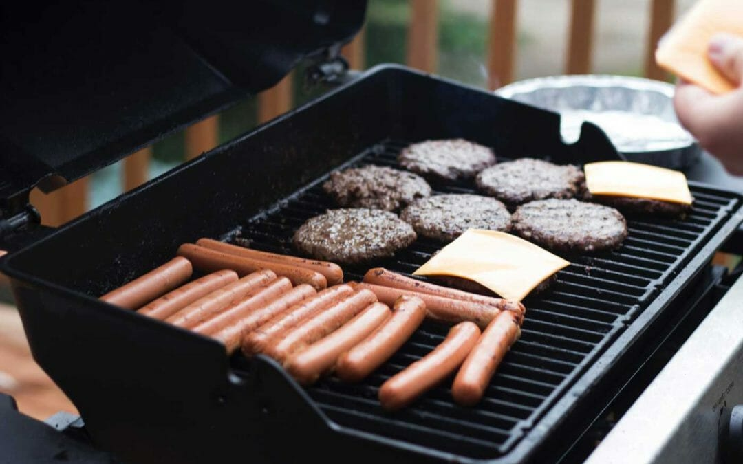 Food's Ready! 5 Ways to Make Sure Your Grill Sizzles this Summer